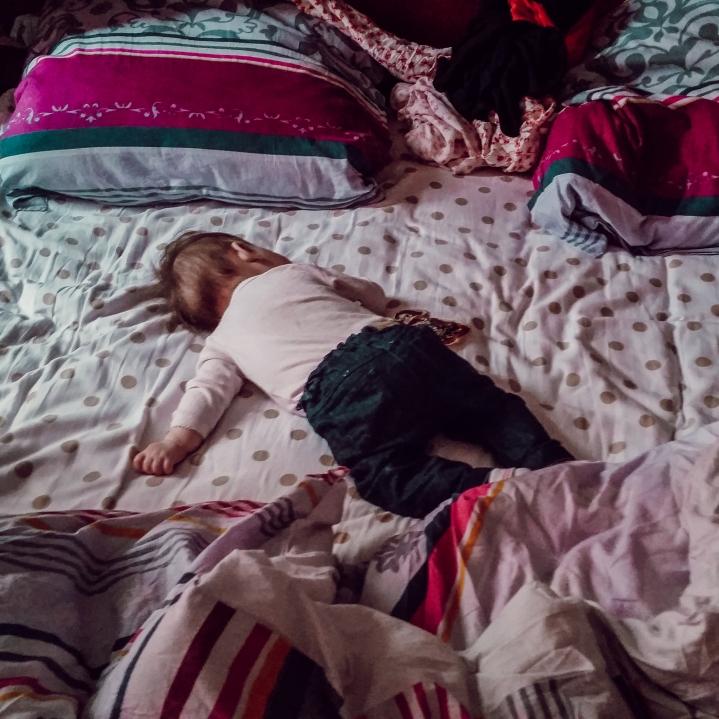 Ce que j'ai appris sur le sommeil de monbébé